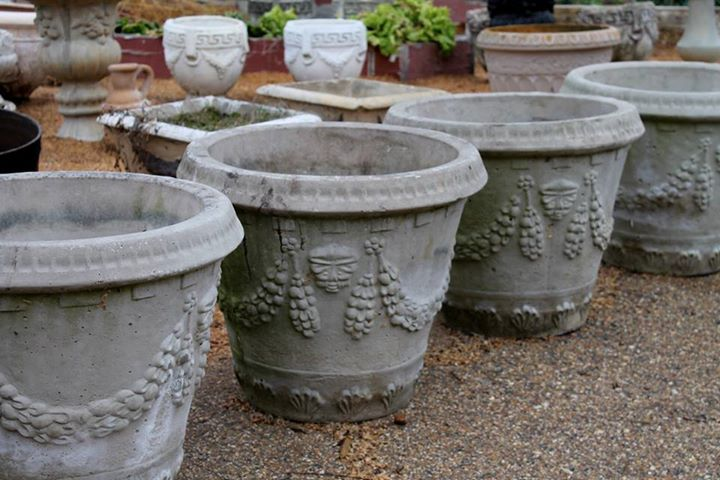 Planting Pots - Old House Depot's Inventory