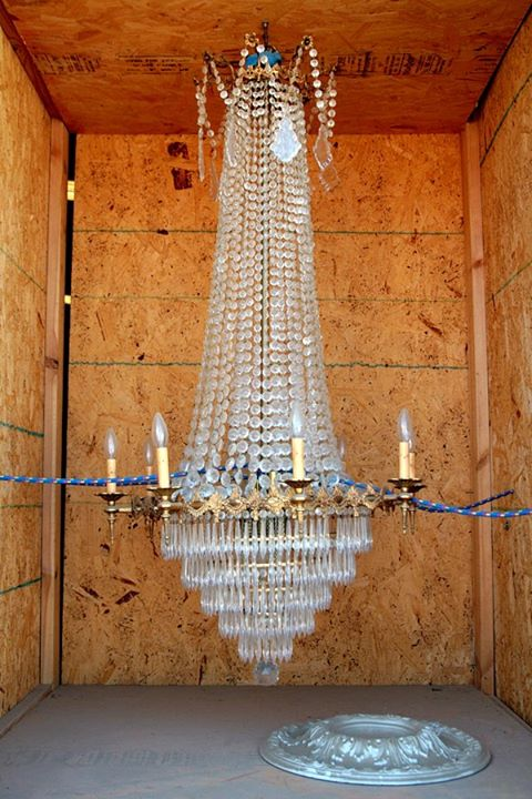 "Can you say, ""Chandelier?"""