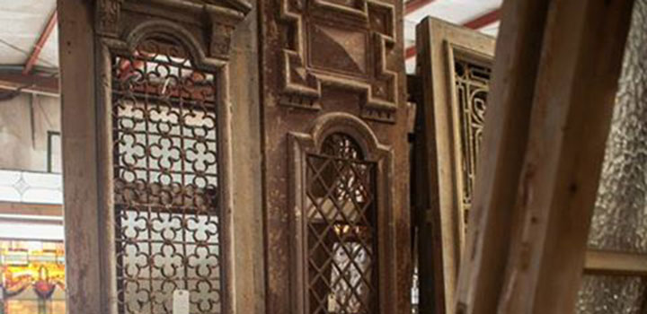 Salvage Doors - Old House Depot's Inventory