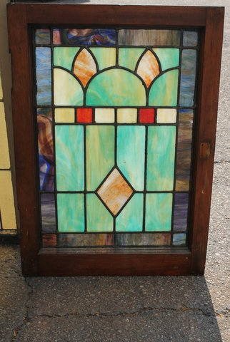 We brought back new stained glass windows! We have a limited supply, so hurry and pick one up! Price for the window pictured: $300